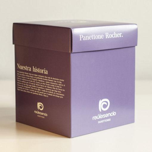Caja Rocher - Raúl Asencio Pastelerías