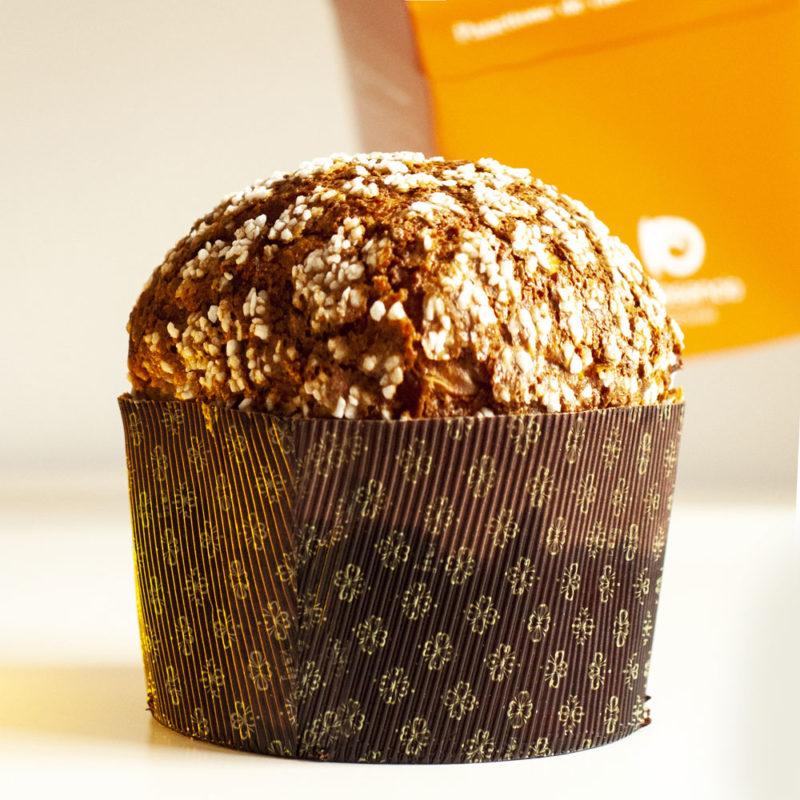 Panettone de naranja y chocolate kilo - Raúl Asencio Pastelerías