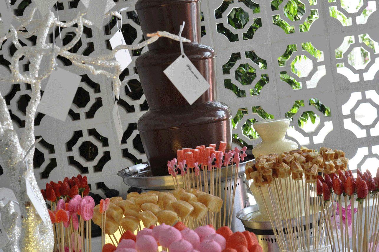 Fuentes de chocolate Alicante   Raúl Asenco