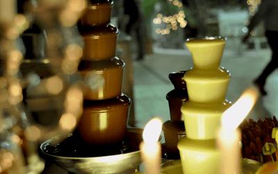 Fuentes de Chocolate portada | Raúl Asencio Pastelerías