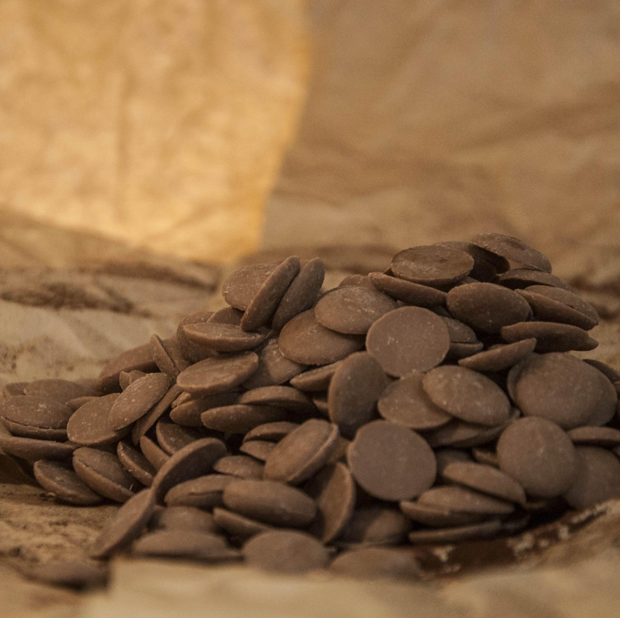 chocolate para fuentes de chocolate Raúl Asencio