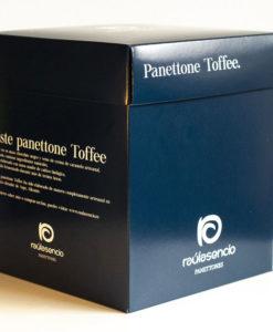 Caja panettone toffee - Raúl Asencio Pastelerías