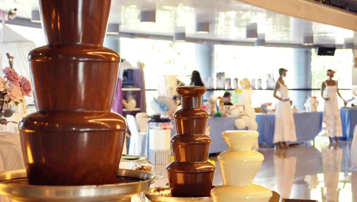 Cómo poner a punto tu fuente de chocolate
