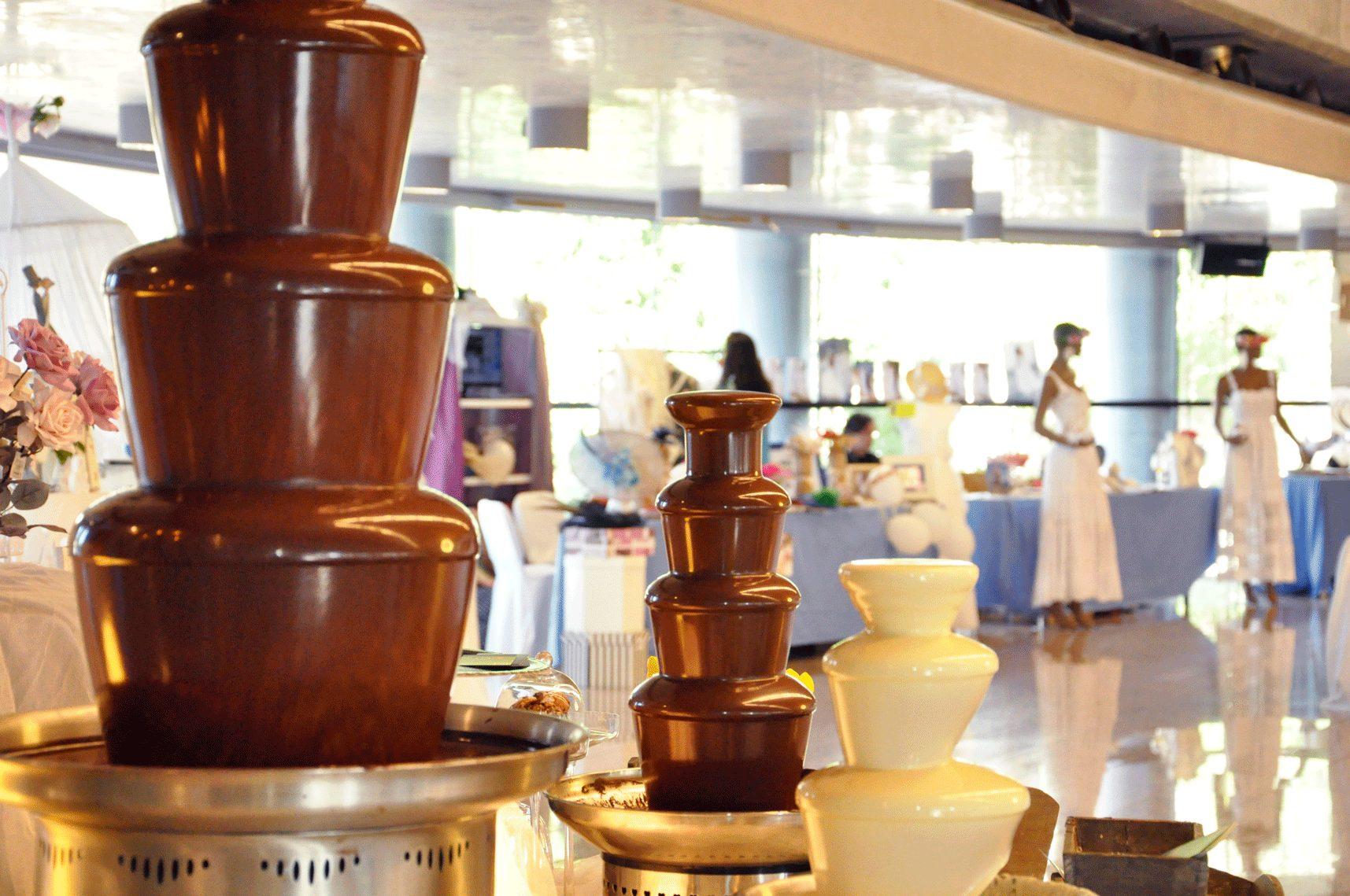 Cómo Poner A Punto Tu Fuente De Chocolate Raúl Asencio Pastelerías