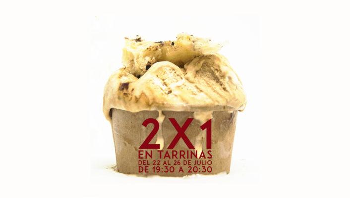 2x1 web tarrinas helado artesano Raúl Asencio Pastelerías